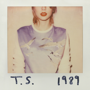 Taylor Swift - 1989 album cover