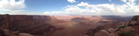 Panorama from Dead Horse Point