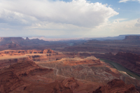 The view from Dead Horse Point