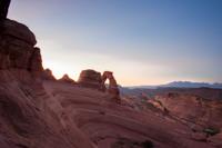 The Delicate Arch amphitheatre