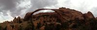 Landscape Arch panorama
