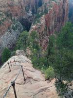 It's even steeper than it looks.